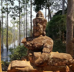 3-Day Tour of Angkor Wat Temple